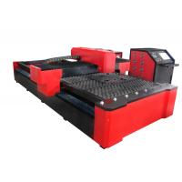 China Monocrystalline Silicon, Poly Silicon YAG Laser Metal Cutters Cutting  Area 2500 × 1300mm wholesale