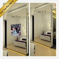 China one way two way mirror glass 2mm 3mm 4mm 6mm wholesale