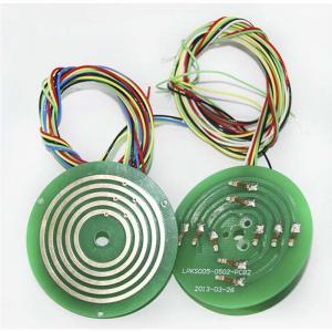 China Pancake Slip Ring 5 Circuits Ultra-Thin Design  Separate PCB Multi Circuits Design wholesale