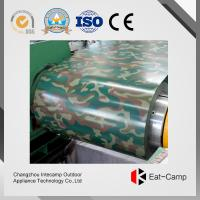 China 1250mm Width  PPGI Roller Shutter Door Used With Pre-Painted Galvanized Steel wholesale