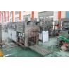 China Customize Auto Plastic Bottle Filling And Sealing Machine Multi Washing Steps wholesale