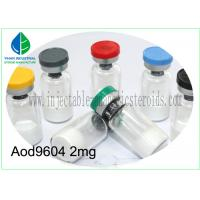 High Pure Injectable Peptides Fragment AOD9604 Powder For Fat Loss