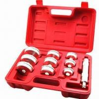 China 10pcs Bearing Race and Seal Driver Set for Axle, Bearing, Bush and Hub Service wholesale