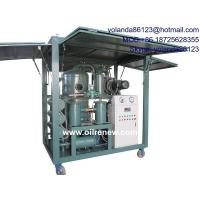 China Series ZYD-M Mobile Vacuum Transformer Oil Purifier, Oil filtration system, oil dehydration system wholesale