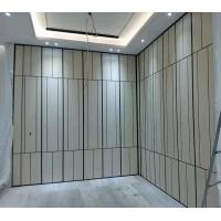Buy cheap Multi Color Commercial Sound Proof Movable Partition Wall For Office / Meeting Room from wholesalers