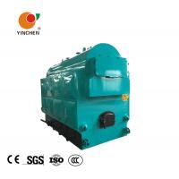China Fuel Biomass Fired Steam Boiler for Food Processing Steam Making Industry wholesale