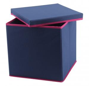 China Compact Non Woven 12x12 Collapsible Storage Bins wholesale