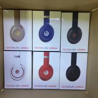 Buy cheap New retail box Beats by dr dre studio 2.0 wireless headphones with Sealed box from wholesalers