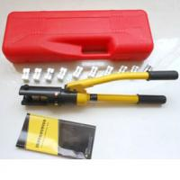China YQ-300A hydraulic crimping tool 10-300mmsq, jeteco tools brand hydraulic wire crimper tool on sale
