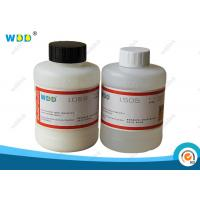 China Small Character Printer Continuous Inkjet Ink , Linx CIJ Ink High Resolution wholesale