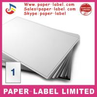 China Label Dimensions: 210mm x 287mm Software Compatible Codes: 3478 A4 labels wholesale