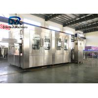 China High Efficiency Automatic Bottle Filling And Capping Machine Water Bottling Line wholesale