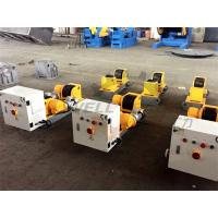 Buy cheap Welding Pipe Turning Rolls Light Duty 2 Ton Driving 1000mm Pipe Compacted from wholesalers