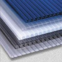 China Polycarbonate Hollow/Twin Wall Sheet on sale