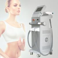 China Multifunctional Laser Beauty Equipment , Laser Hair Removal Machine 68*55*120cm wholesale