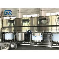 China 3 In 1 5 Gallon Water Filling Machine 19l Liter Jar Washing Filling Capping wholesale