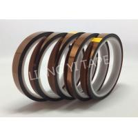 China High Temperature Heat Resistant Tape For Stabilize Optoelectronic Components wholesale