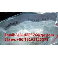 China Oral Steroid Powder Boldenone Acetate For Cutting Cycles CAS 2363-59-9 wholesale