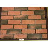 China Frost Resistance Fake Brick Exterior Walls Culture Tile Surface on sale