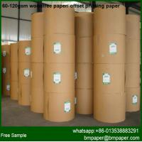 Quality Cream Color Book Paper for sale