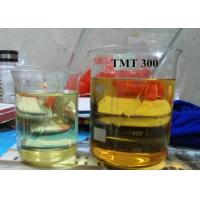 China Mixed Injection Finished Injectable Anabolic Steroids TMT300 Oil for Bodybuilding wholesale