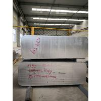 Buy cheap AZ91C Semi-continuous Cast Magnesium rare-earth alloy block plate hot rolled from wholesalers