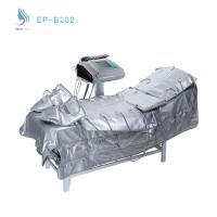 China Touch Screen 3 In 1 EMS Slimming Machine  Infrared Pressotherapy Lymph Drainage Beauty Equipment With Body Wraps on sale