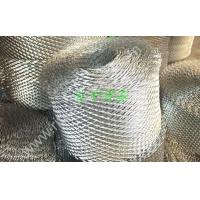 China Galvanized Retaining Brick Wall Mesh Stresses Resistant For For 100-250mm Wall wholesale