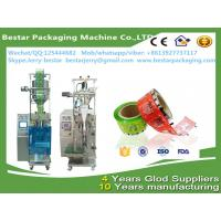 China OEM grevure printing customized packaging for soap liquid with bestar packaging machine wholesale