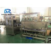 China Stable Performance Ss304 Automatic Labeling Machine 9000 Bottles Per Hour wholesale