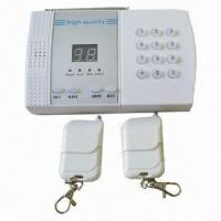 China Cellphone Security Display Holder/Wireless Intruder Alarm, Alarm Delay for 0 to 99 Seconds  wholesale