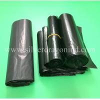 China Eco-friendly, Heavy Duty Extremly thickness ,Recyclable Degradable HDPE/LDPE Plastic Trash /Garbage  Bag, High Quality wholesale