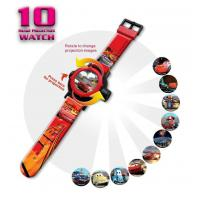 China PLASTIC 10 IMAGE PROJECTOR WATCH - wholesale