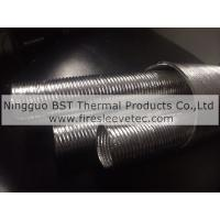 Quality aluminum fiberglass aluminum corrugated tube for sale