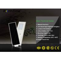 China 50W Solar Panel High Lumen Solar Lights For Public Projects wholesale