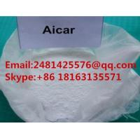 Buy cheap Safe High 99% Purity Sarm Steroid Aicar Powder CAS 2627-69-2 For Bodybuilding from wholesalers