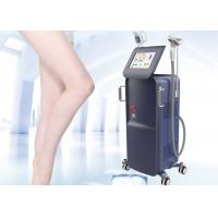China Ipl Diode Laser Hair Removal Machine For Ladies Pseudo Folliculitis Treatment wholesale