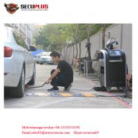 Buy cheap Alarm Vehicle Scanner System For Illegal Immigration / Escaped Prisoner Checking from wholesalers
