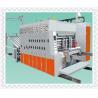 China Automatic flexo lead edge feeding printer slotter die cutter stacker machine wholesale