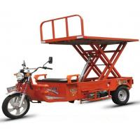 China 60V1800W Electric Utility Vehicle , Three Wheels Electric Lift Truck wholesale