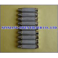 China Sintered Wire Mesh Filter wholesale