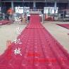China Custom PVC Roof Tile Making Machine with SJZ-92/188 Plastic Extruder 1.5~ 5m/min wholesale