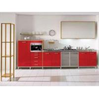 China Lacquered Kitchen Cabinets wholesale