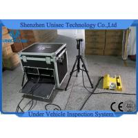 China Mobile Type UISS Under Vehicle Inspection System Dynamic Imaging For Anti Terrorism wholesale