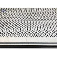 China Smooth Surface Stainless Steel Perforated Metal Screen Sheet Punching Hole Wire Mesh on sale