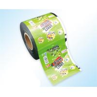China Waterproof Flexible Packaging Films Packing Plastic Roll Customised Size on sale