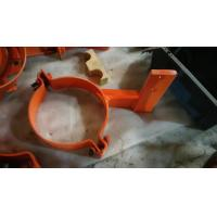 Buy cheap High quality horse clamp for oil pipe of hydraulic excavator from wholesalers
