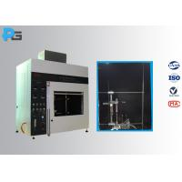 China Vertical / Horizontal Flame Apparatus Lab Testing Equipment 5V / HB/ V-0/1/2 UL94 wholesale