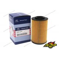 China Hyundai Engine Oil Filter Element 26320-3C250 Ensure Operation Of The Lubrication System on sale
