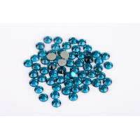 China Lead Free Hotfix Crystal Rhinestones High Color Accuracy Wear Resistance wholesale
